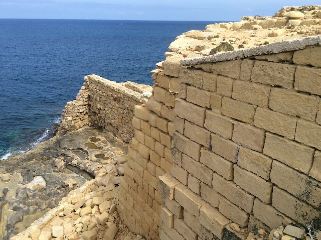 Malta's neglected Fort Ricasoli to finally undergo restoration