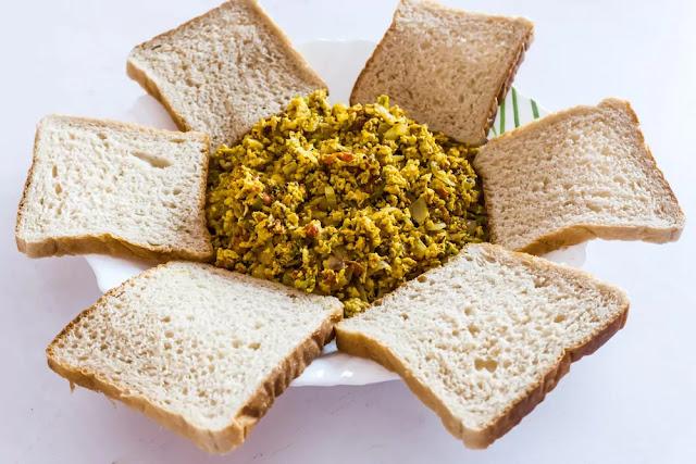 Anda Bhurji Recipe in Hindi