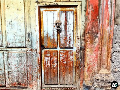 Beautiful door, Catania | Sicily, Italy | wayamaya