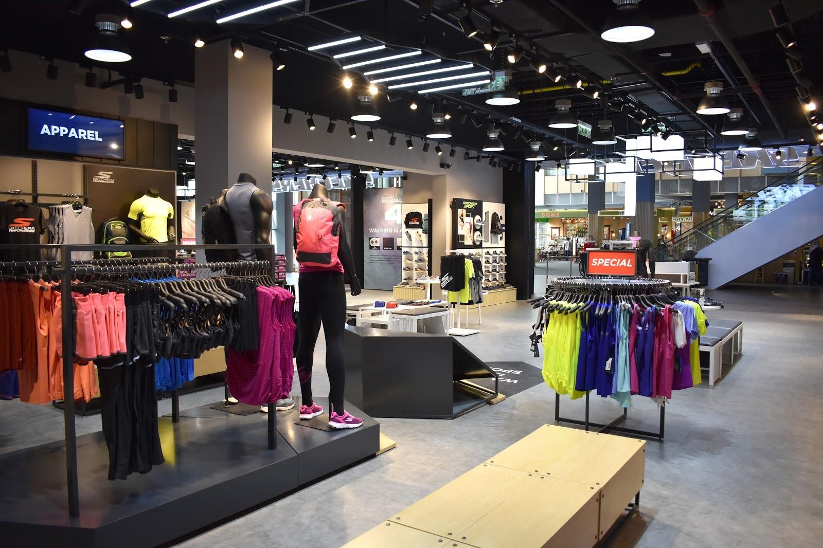 a173e4711e40 Malaysian Lifestyle Blog  Skechers City Outlet Opens at IPC Shopping ...