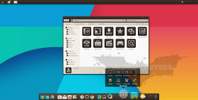 SkinPack Android Kitkat untuk Windows 7 Screenshot