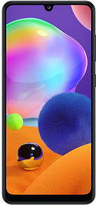 Samsung A31 Price in India