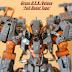 """Custom Build: HG 1/144 EB-AX2 K Graze D.E.K./Veloce """"Full Boost Type"""""""