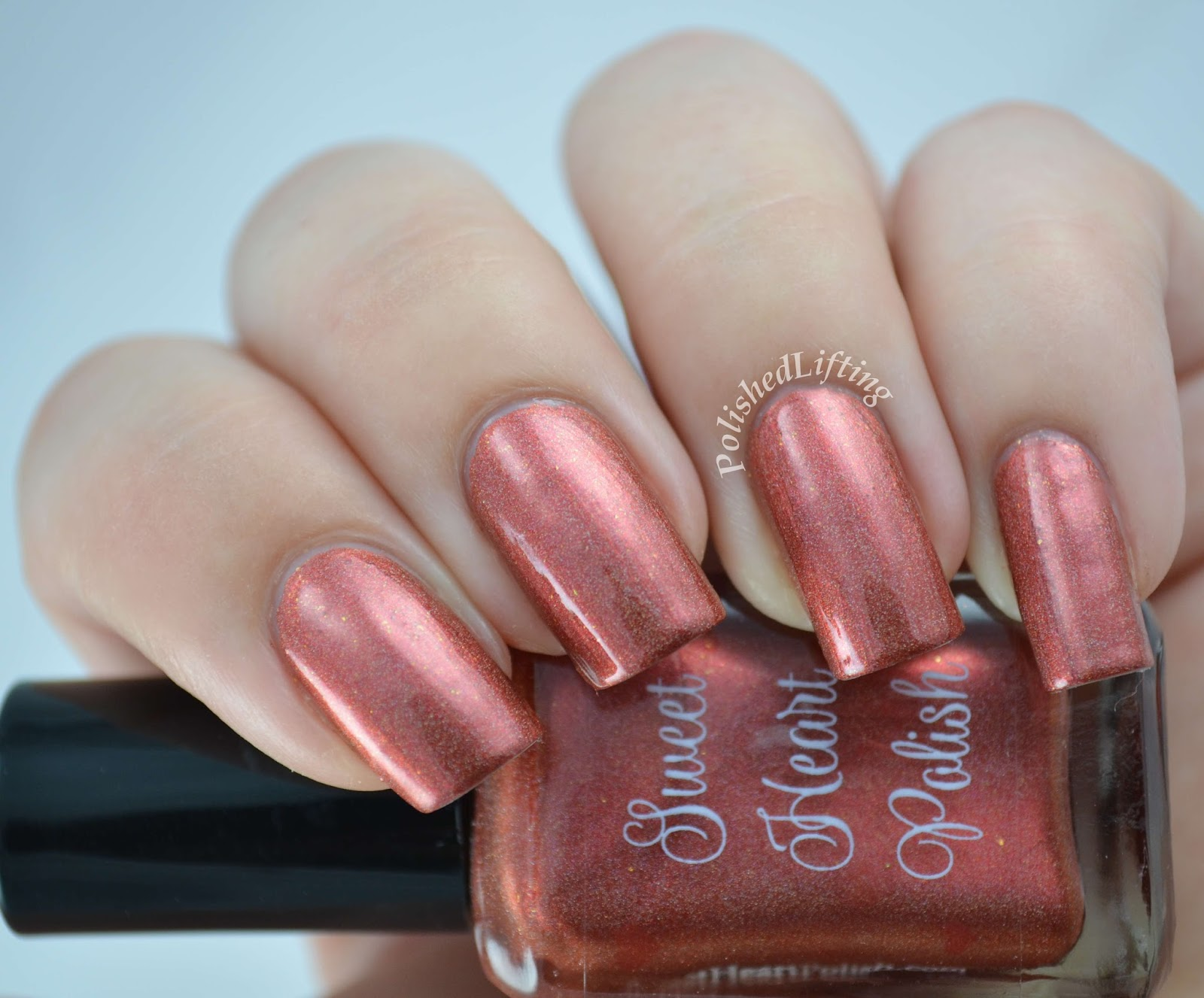 Sweet Heart Polish Shadow and Substance