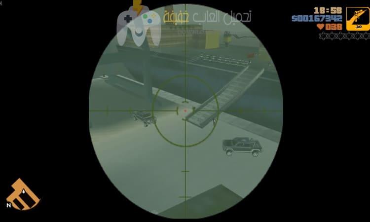 تحميل لعبة جاتا 3 GTA