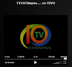 TV 10 CHIAPAS
