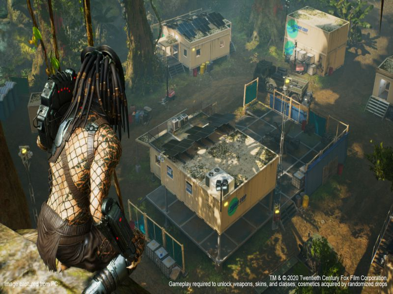 Download Predator Hunting Grounds Free Full Game For PC