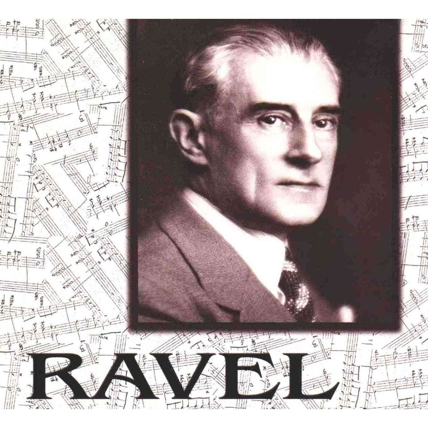 Maurice Ravel Ravel - András Kórodi - Introduction And Allegro • Danse Sacrée Et Danse Profane • Sonata For Flute Viola And Harp
