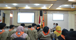 RAPAT KERJA & MUSYAWARAH KERJA HMTI UNPAS 2018-2019