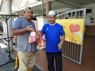 Pantri Makanan Ayam Brand Terengganu