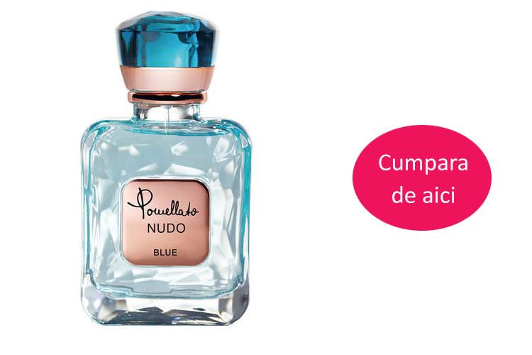 Parfum femei original Nudo Blue, 90 ml, Pomellato REDUCERE