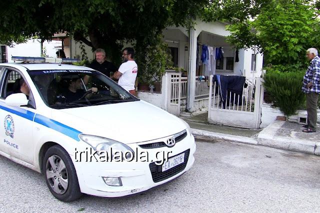[Ελλάδα]Τρίκαλα: Σκότωσε τη γυναίκα του με πολλές μαχαιριές