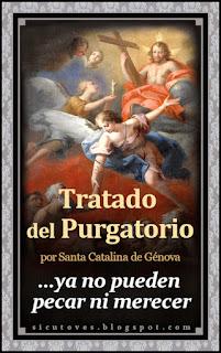 TRATADO DEL PURGATORIO por Santa Catalina de Génova