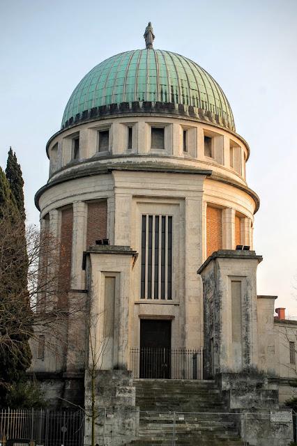 Il Tempio Votivo, Lido, Venice
