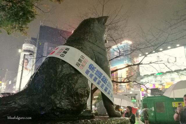 Hachiko Shibuya Tokyo