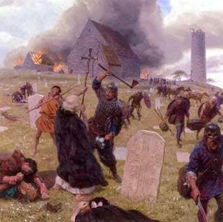 Resultado de imagen para monasterio de Lindisfarne