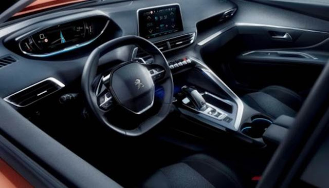 2018 Peugeot 3008 Specs, Release Date, Price