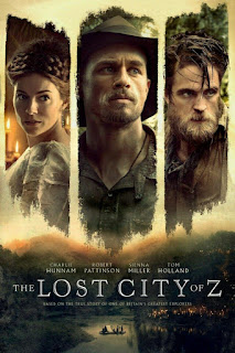 The Lost City of Z 2016 Dual Audio ORG 1080p BluRay