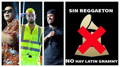 Reguetoneros muestran su descontento  por las candidaturas anunciadas para la XX edición de los Latin Grammys