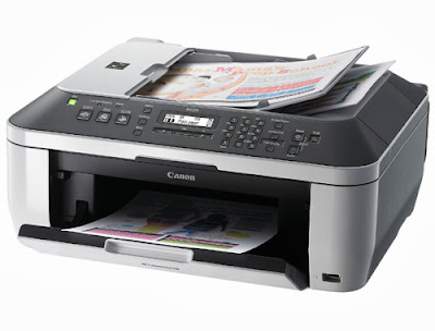 download Canon PIXMA MX328 Inkjet printer's driver