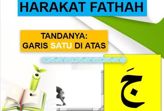 Slide Presentasi Materi Tanda Baca Al-Quran untuk Kelas 1 SD