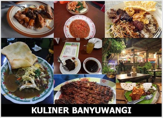 10 Top Kuliner Banyuwangi