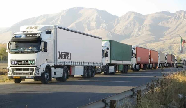 Saudi Arabia easing restrictions, Allows trucks entries into Kingdom