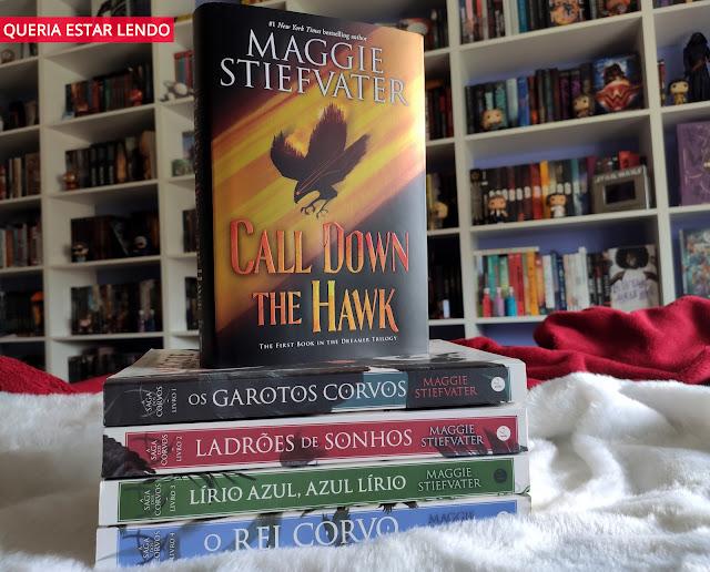 Resenha: Call down the Hawk
