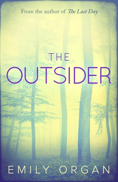 [Book Review] The Outsider by Emily Organ ~ Typecast