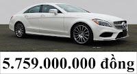 Giá xe Mercedes CLS 400 2018