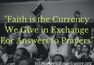 Why God answers some prayers and not others