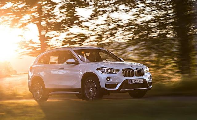 2016 BMW X1 white