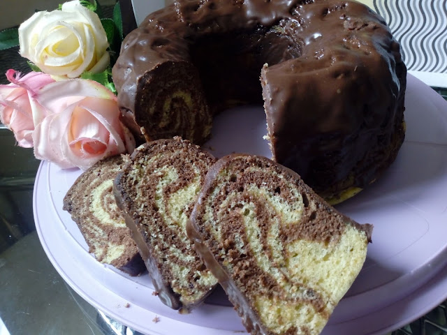 babka zebra z kisielem babka marmurkowa babka czarno biala babka gotowana babka z kakao babka wisniowa ciasto z kisieli ciasto z kisielem babka na oleju wilgotna babka