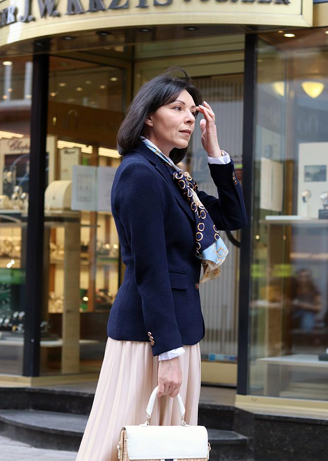 klasyczny styl w modzie blog