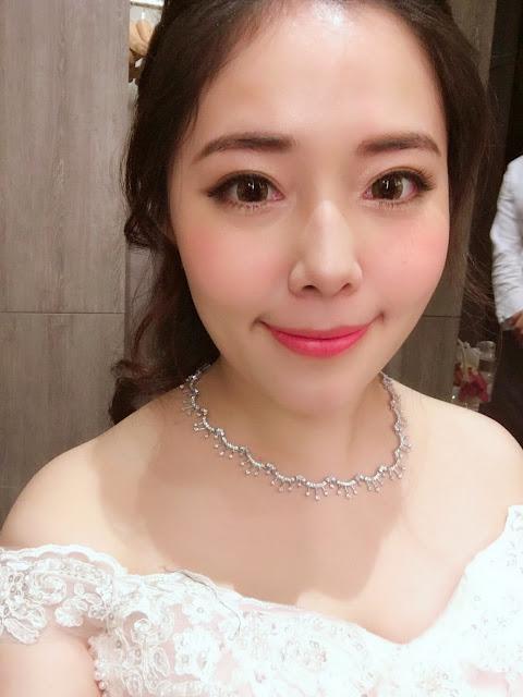台北新秘 | 台北新娘秘書 | 台北新秘推薦 | 新秘Summer | 新娘造型2018 | 敬酒造型 | 自然精緻妝感 | 新娘妝髮