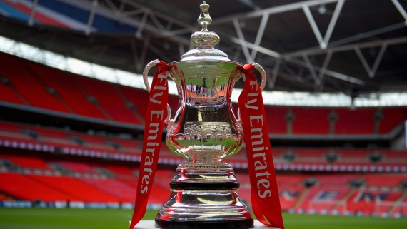FA Cup Trophy - Manchester United vs Crystal Palace - Final 2015/16