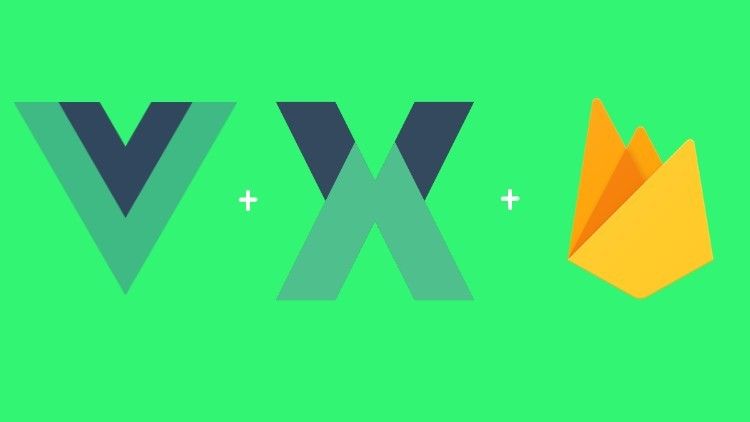 The complete Vuejs course (vue, vuex, firebase) Udemy course 100% OFF