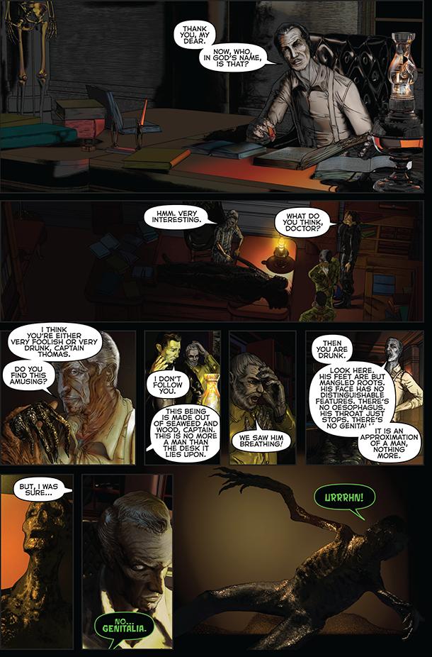 Classic Horror Comics - 11