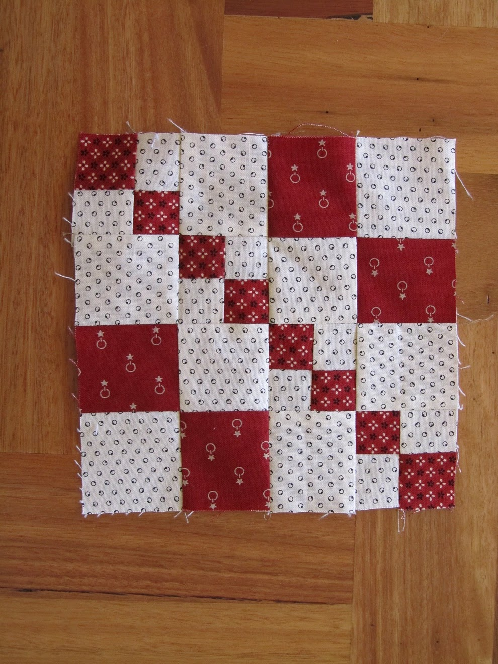 Quilts In The Barn Red And White