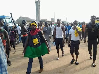 We are dying of hunger in Nigeria, MASSOB cries out