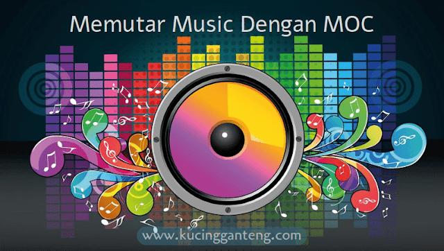 Cara Memutar Musik di Terminal Linux Dengan MOC