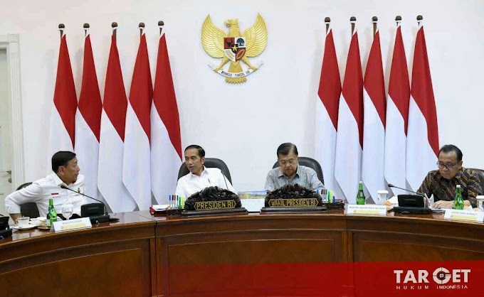 Presiden Joko Widodo Harapkan Indonesia Siap Bersaing di Expo 2020