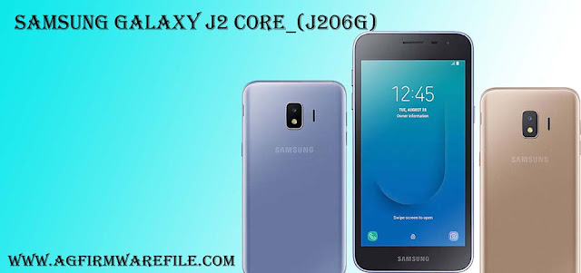 J2 Core SM-J260G Official Firmware Flash File (Stock Rom) Download Free.