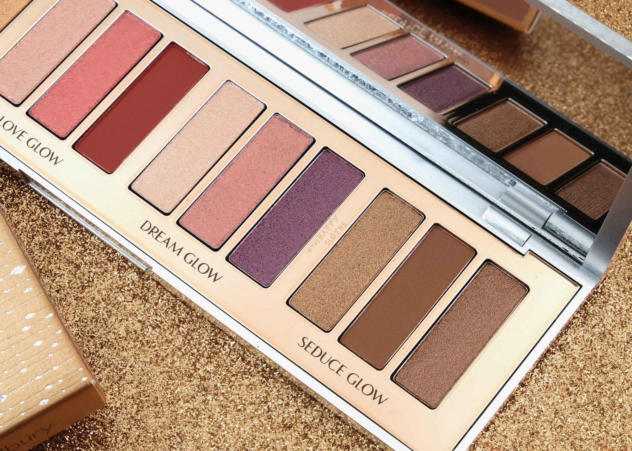 Charlotte Tilbury | Holiday 2020 Instant Eye Palette Bejewelled Eyes to Hypnotise: Review and Swatches