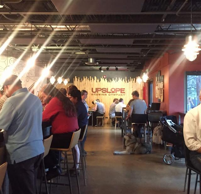 upslope brewery