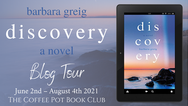 [Blog Tour] Discovery By Barbara Greig #HistoricalFiction