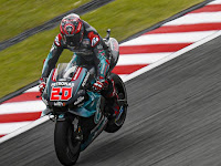 Quartararo does not bother, staying Become a Yamaha Manufacturing Team Racer