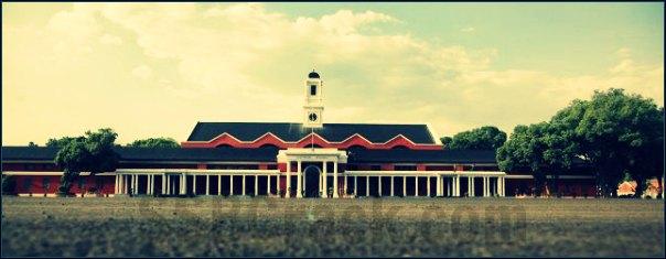 Indian military academy IMA Dehradun