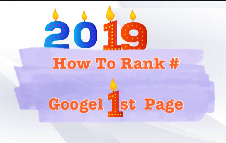 Blog Ko Rank Kaise Kare Google Ke First Page Per Top 15 Secrets Tips