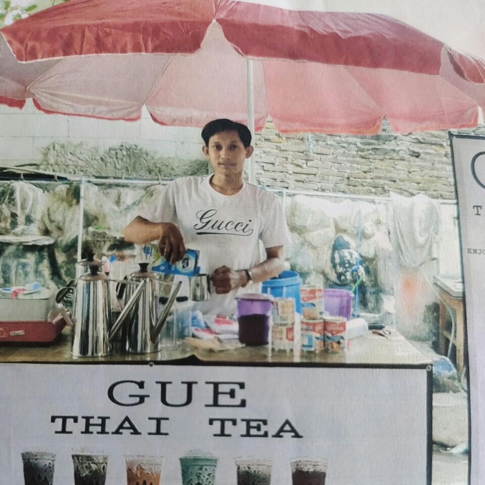 GUE Thai Tea